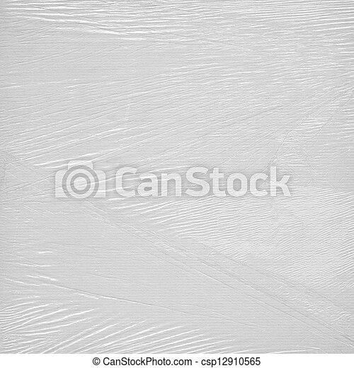 Cellophane packaging - csp12910565