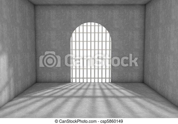 Cellule Prison Cellule Trellis 3d Prison