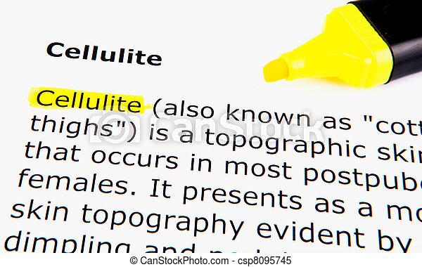 cellulite - csp8095745