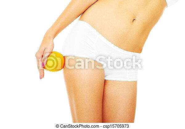 cellulite, traitement - csp15705973