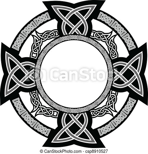 celtic cross - csp8910527