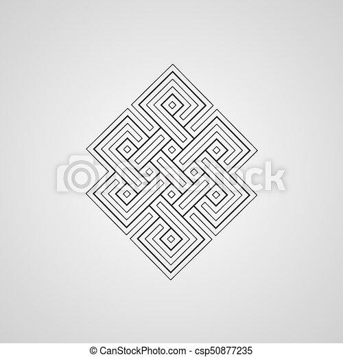 Celtic Irish Patterns And Braids Vector Awesome Irish Patterns
