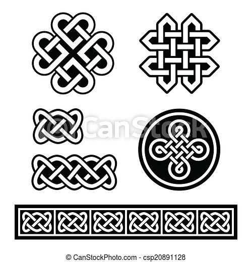 celtic-irish-patterns-and-braids-illustr
