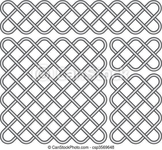 Celtic knots - csp3569648
