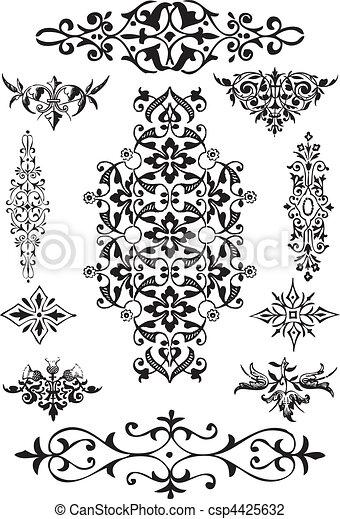 Celtic ornament. - csp4425632