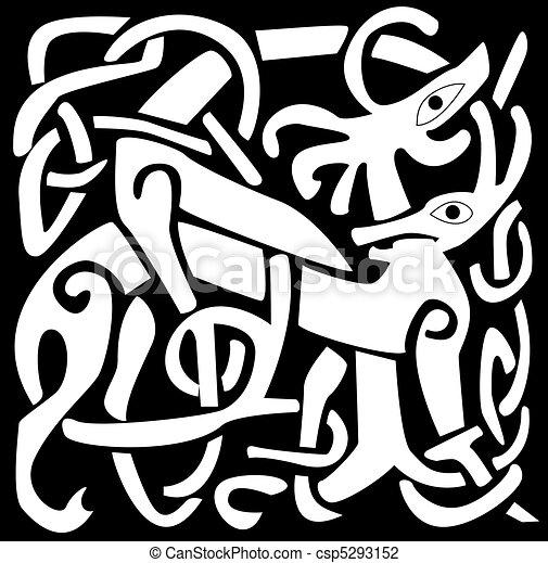 Celtic Symbol - csp5293152