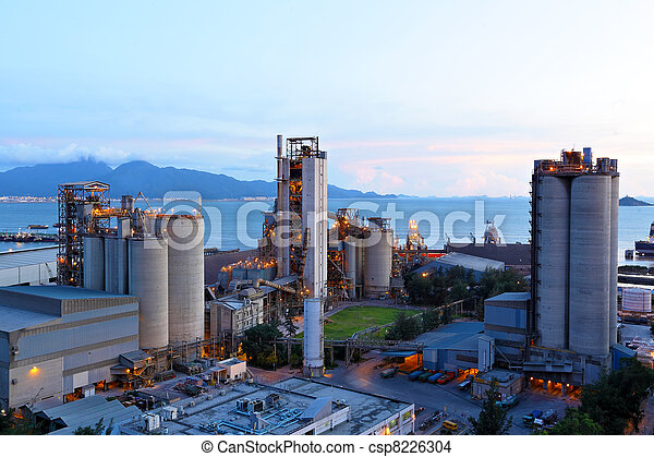 cement factory - csp8226304