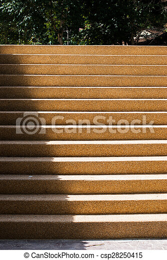 Cement staircase - csp28250415