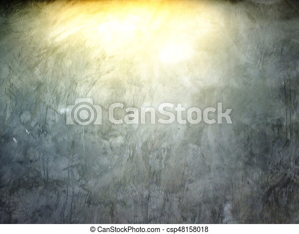 cement wall cement texture background - csp48158018