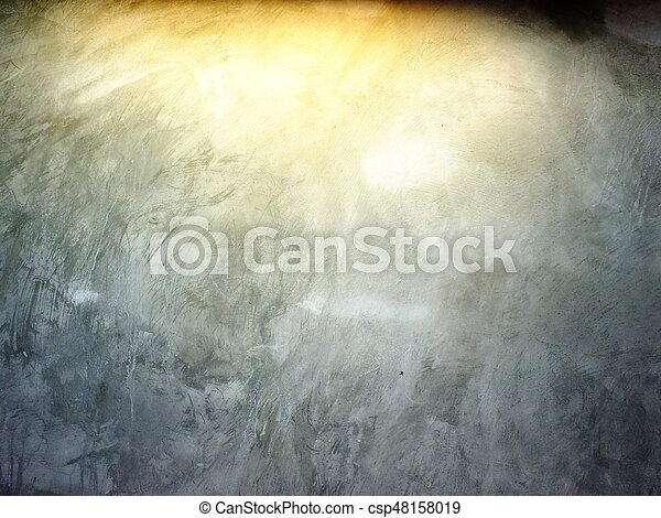 cement wall cement texture background - csp48158019