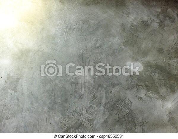 cement wall cement texture background - csp46552531