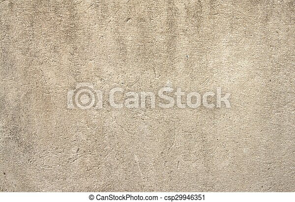 cement wall - csp29946351