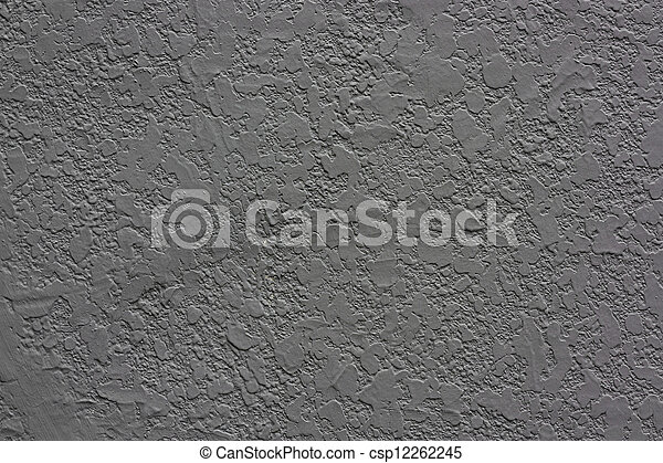 Cement wall. - csp12262245