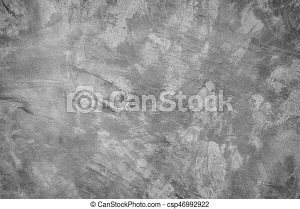 Cement wall texture background. - csp46992922