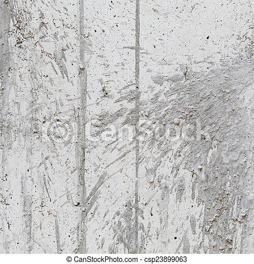 cement wall texture, concrete grunge background - csp23899063