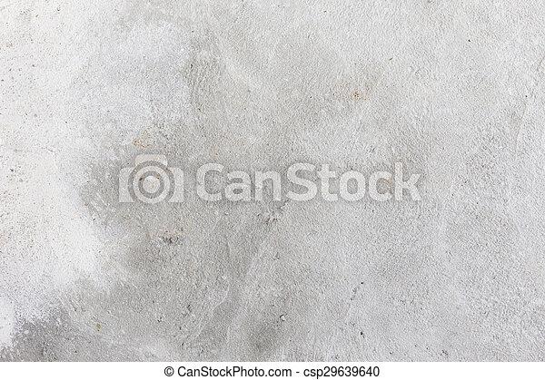 cement wall texture, concrete grunge background - csp29639640
