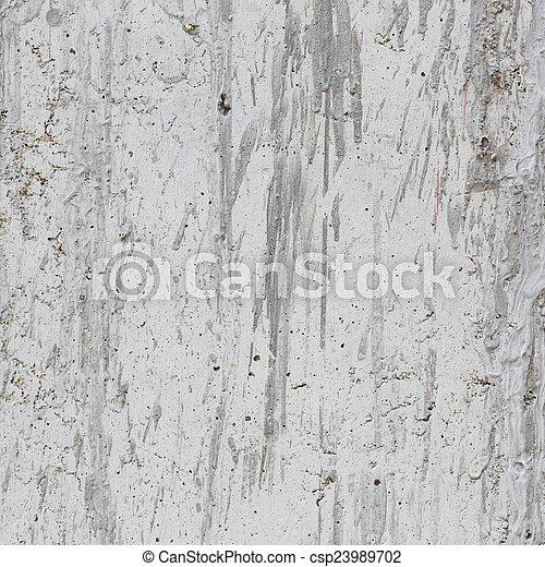 cement wall texture, concrete grunge background - csp23989702