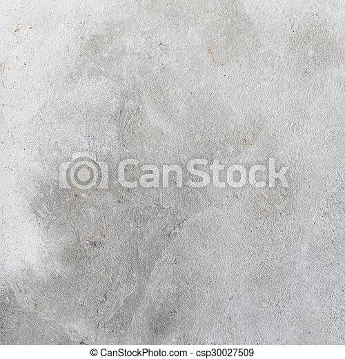 cement wall texture, concrete grunge background - csp30027509