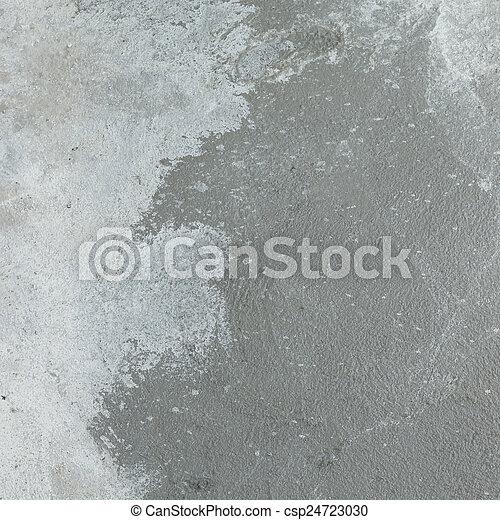 cement wall texture, concrete grunge background - csp24723030