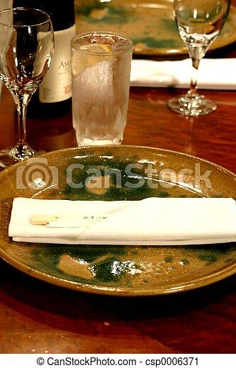 cena, giapponese - csp0006371