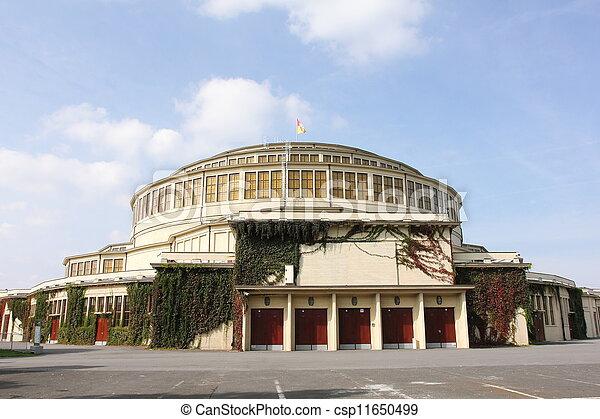 centennial hall in Wroclaw - csp11650499