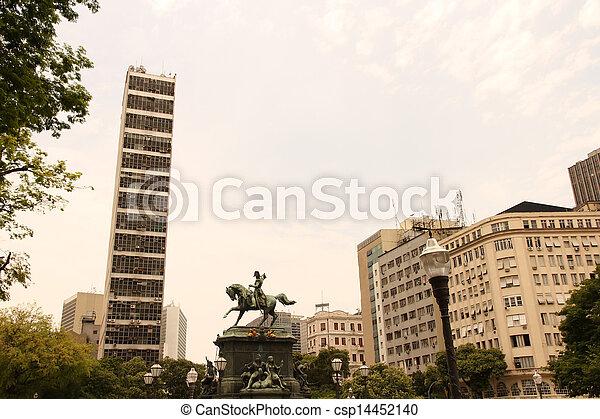 Center of Rio de Janeiro - csp14452140