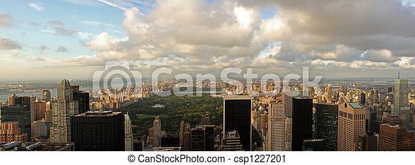 Central Park - Manhattan - csp1227201