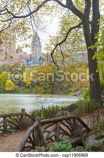 Central park - csp11906968