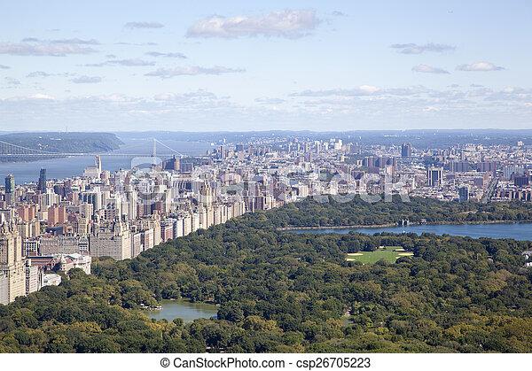 Central Park - csp26705223