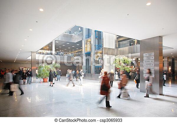 centro, affari - csp3065933