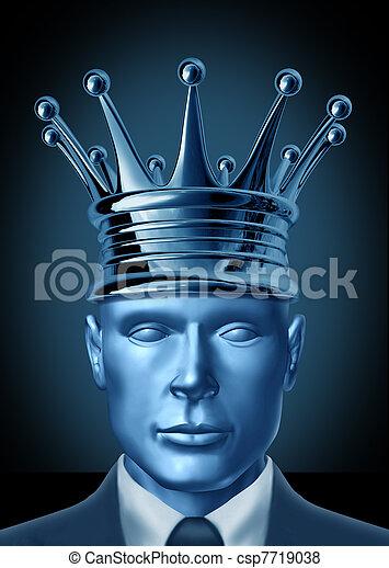 ceo, przewodnictwo, koronowanie - csp7719038