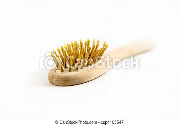 Cepillo de pelo - csp4103547