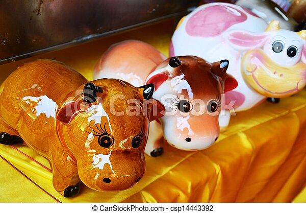 Muñeca cerámica - csp14443392