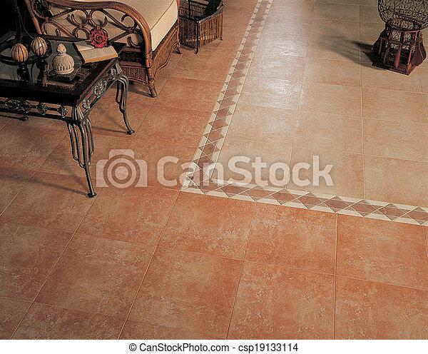 Piso de cerámica - csp19133114