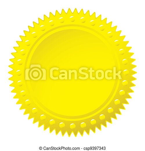 Cera de oro - csp9397343