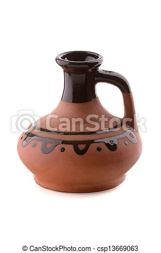 ceramic jug - csp13669063