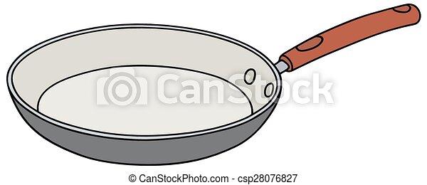 Ceramic pan - csp28076827