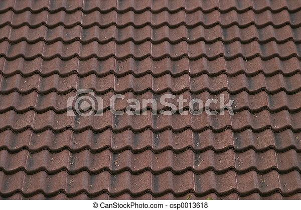 Ceramic Roof Textur - csp0013618
