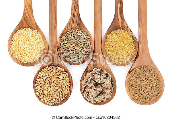 Cereal and Grain Food - csp10204582