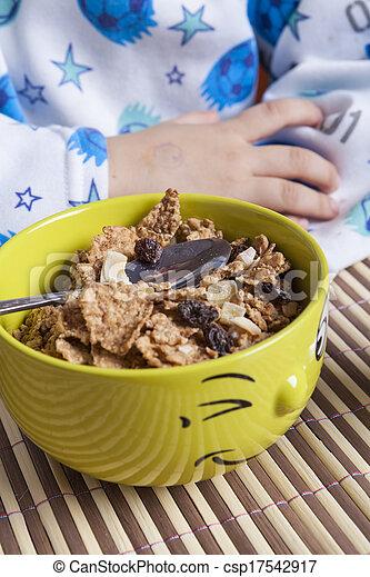 Cereal Bowl - csp17542917