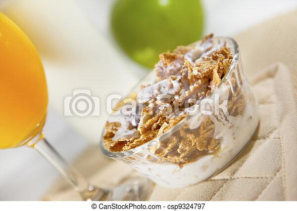 Cereal bowl - csp9324797