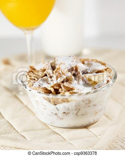 Cereal bowl - csp9363378