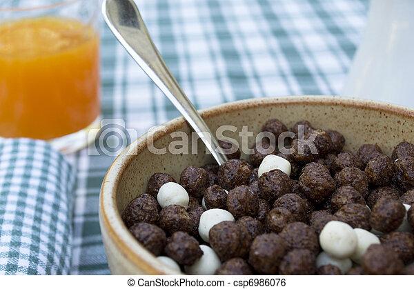 cereal bowl - csp6986076