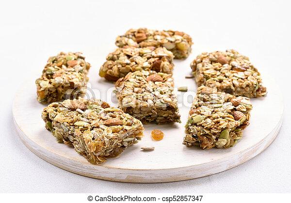 Cereal granola bar