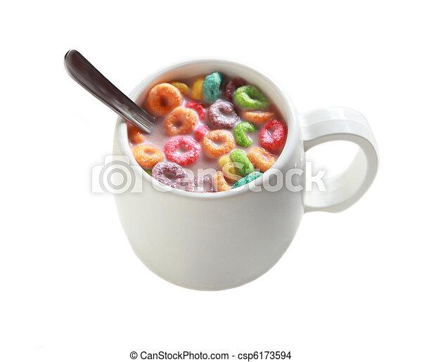 Cereal Milk - csp6173594