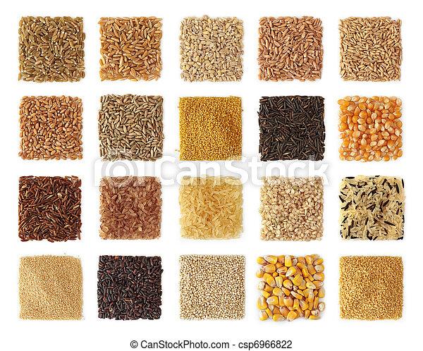 Cereals collection - csp6966822
