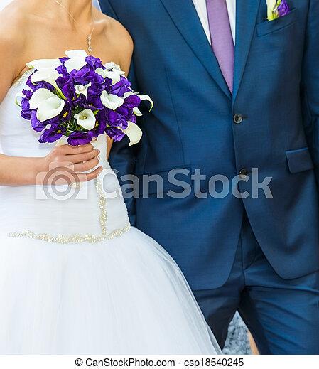 cerimônia, casório - csp18540245