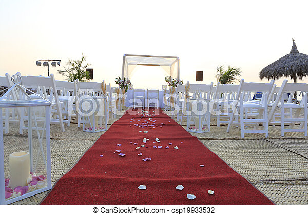 Matrimonio Spiaggia Decorazioni : Cerimonia decorazione matrimonio spiaggia esotico cerimonia