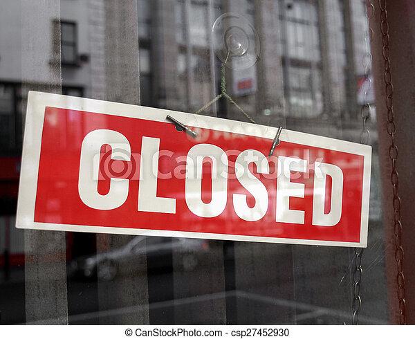 Señal cerrada - csp27452930