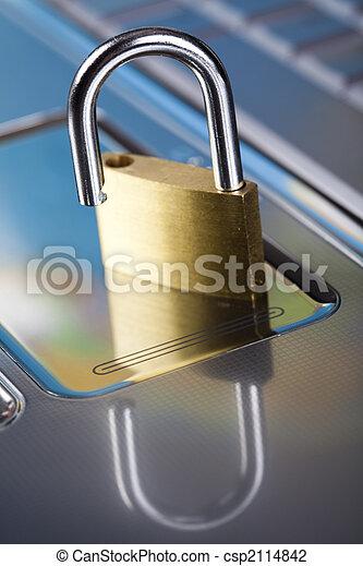 Teclado cerrado - csp2114842